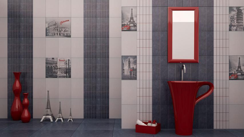 Фриз MGL08-XX-058 mosaic 2.5x30 2
