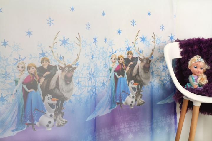 Перде Frozen 140*245cm 3