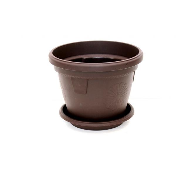 Саксия Гербер Ф 45, тъмно кафява