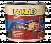 Лазурен лак Bondex Matt 0.75л, дъб