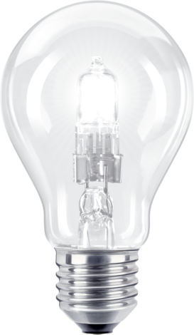 Енергоспестяваща халогенна крушка  Еко класик 42W