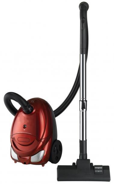 Прахосмукачка с торба Daewoo RC 360 RED