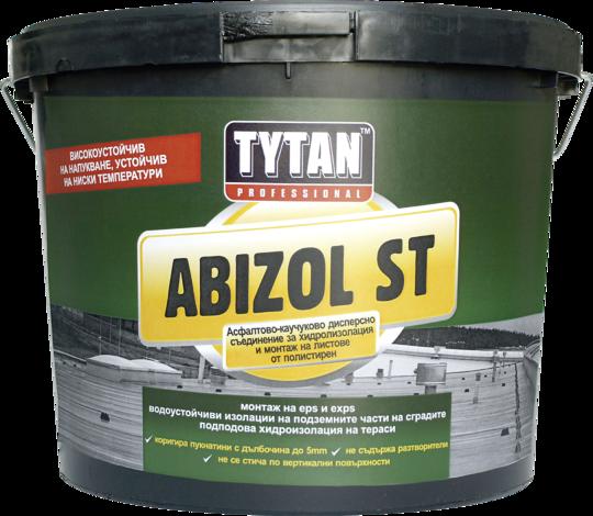 Битумна шпакловка TYTAN Abizol ST 9 кг