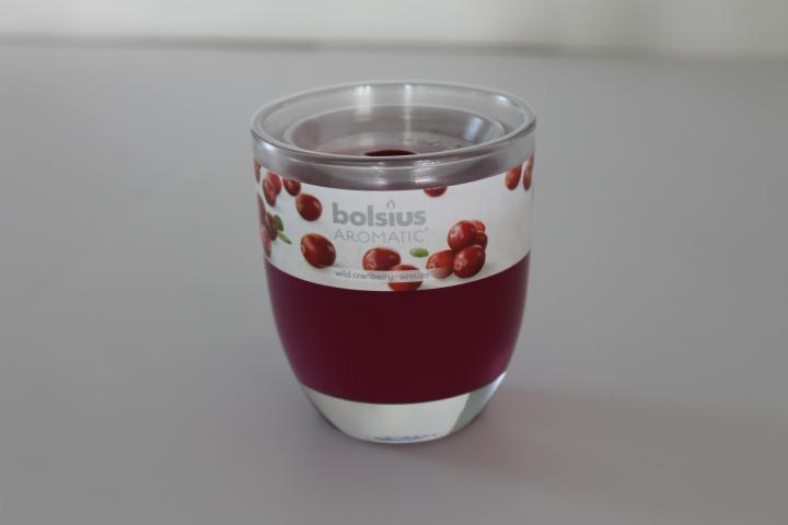 Ароматна свещ в чаша Боровинка 2