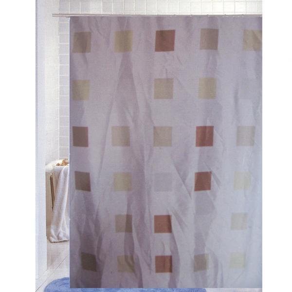 Завеса за баня 180х200, щампа