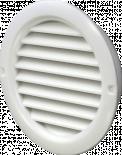 Решетка кръг PVC MV 125 BVS
