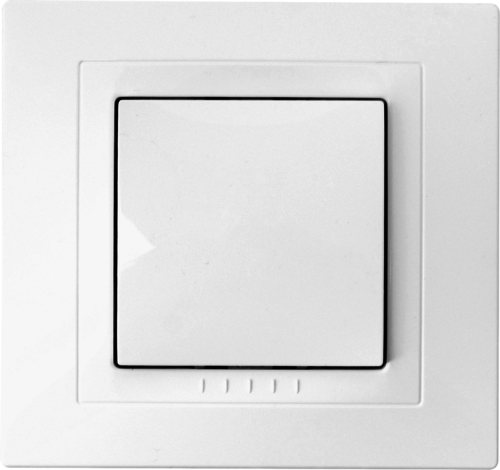 Unica B Ключ девиаторен бял