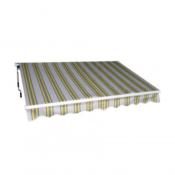 Тента 250х150см беж/жълто цвят