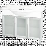 Шкаф с мивка Европа 100