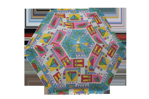 Плажен чадър ф160см 2