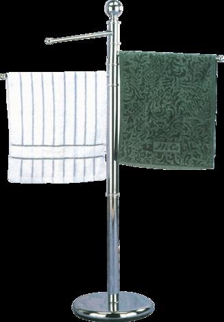 Закачалка за кърпи 3 части
