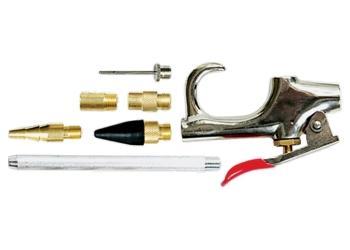 Комплект пистолет пневматичен за продухване MTX