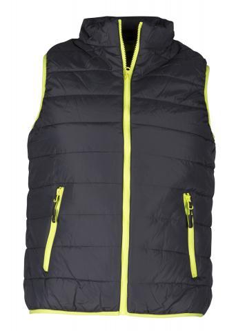 Дамски елек Flash Vest син/зелен XS