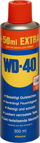 WD-40 Смазка 250 мл + 50 мл