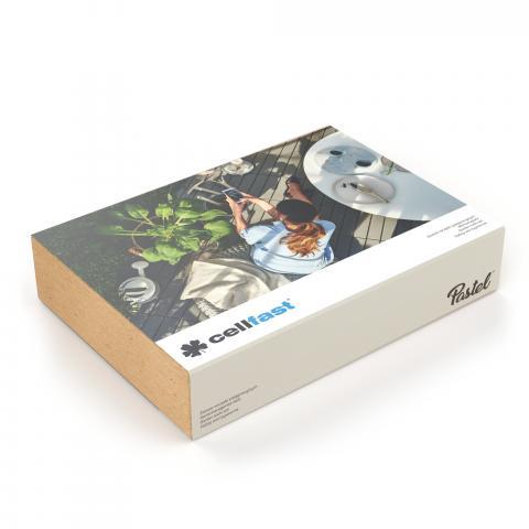 Комплект градински инструменти Cellfast Pastel