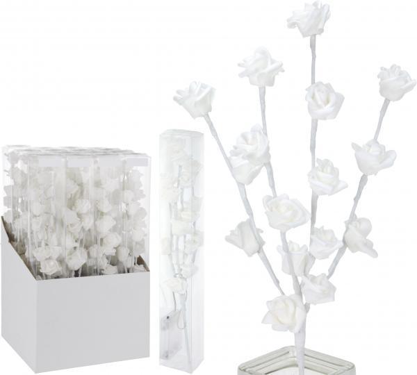 Светещо храстче 'Бяла роза'