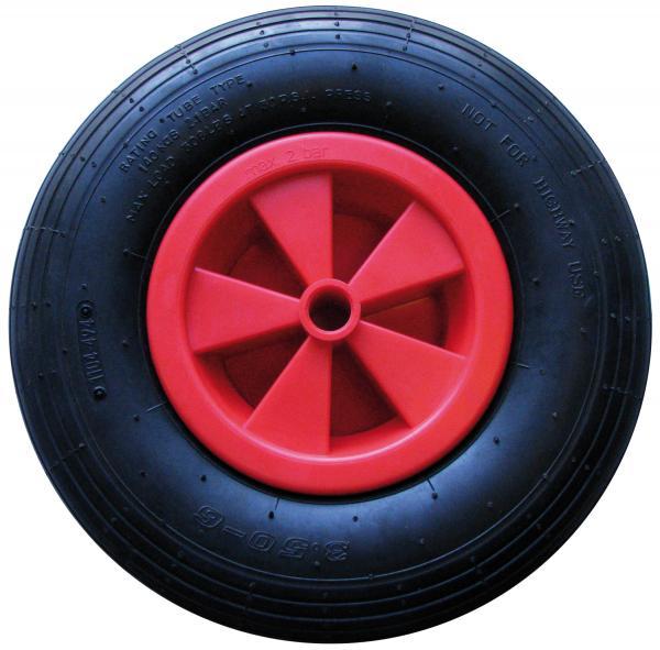 Колело с гума 340x100x20мм