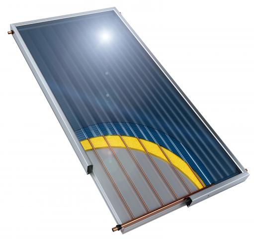 Слънчев колектор Classic R 1,5 m2 150x100cm плосък