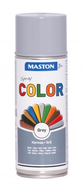 Спрей боя Maston 0.4л, сив гланц