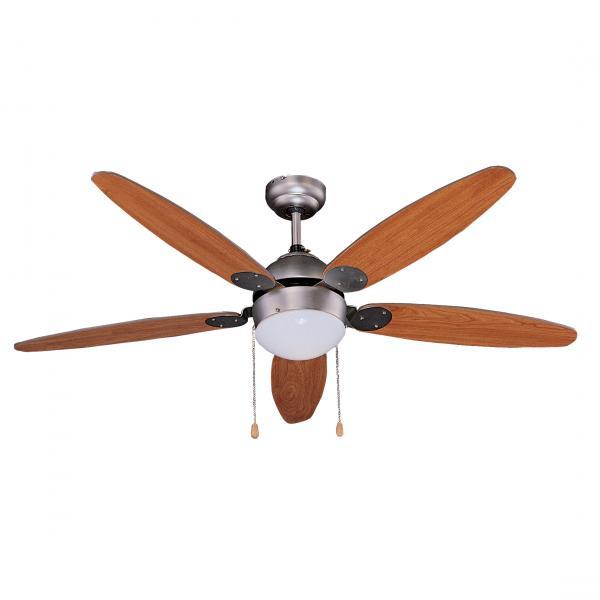 """Вентилатор таванен 52"""" D52010 1xE14/max 60W"""
