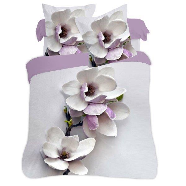 Спален комплект 220 x 200 памук Flori 3D
