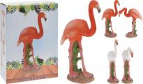 Фламинго, полистоун, 4 вида