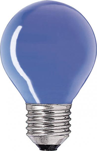 Кружка с нажежаена жичка синя