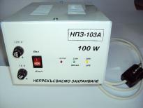 Унив.сист.за авар.захр. с бат.100 под UPS НПЗ-103А
