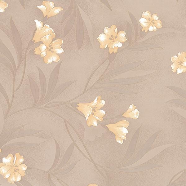 Тапет Дуплекс Exclusive каф.цветя