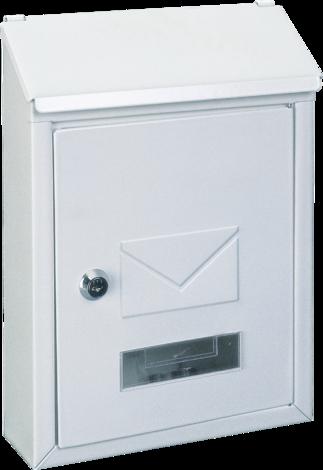 Пощенска кутия UDINE бяла
