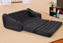 Надуваем разтегателен диван