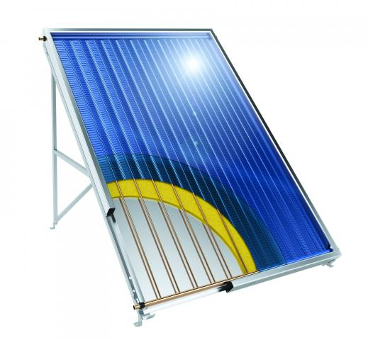 Слънчев колектор Classic R 1,5 m2 150x100cm плосък 2