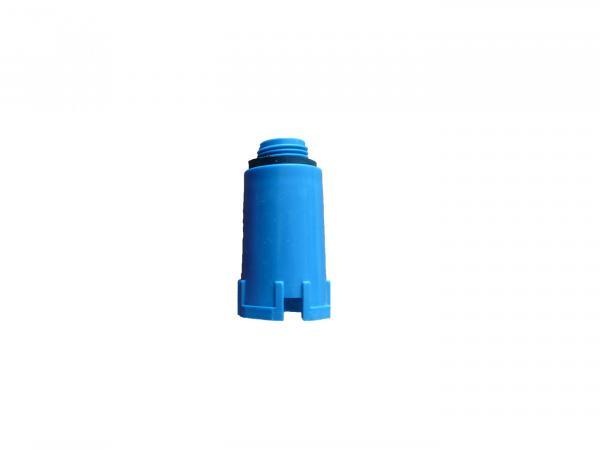 ППР тапа резб.дълга 1/2'' синя