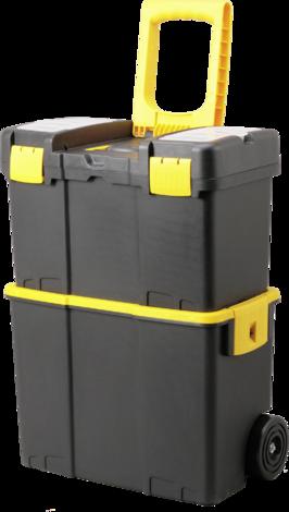 Куфар за инструм. с колела