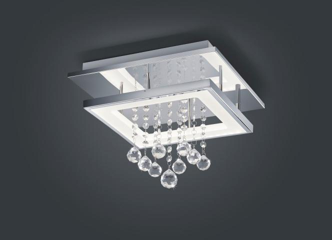 LED плафониера DORIAN 12W/1200 LM 35x35