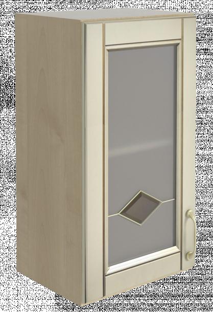 """Горен шкаф с една врата """"Ванила"""""""