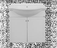 Мебел за баня Дъблин с мивка