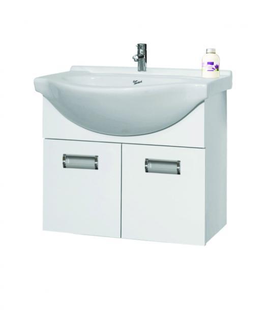 PVC  водоустойчив шкаф с мивка ЯНА