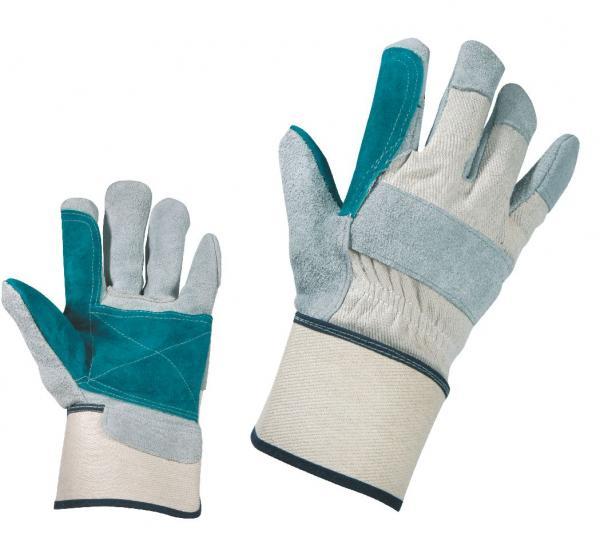 Ръкавици цепена телешка кожа Magpie n.10.5