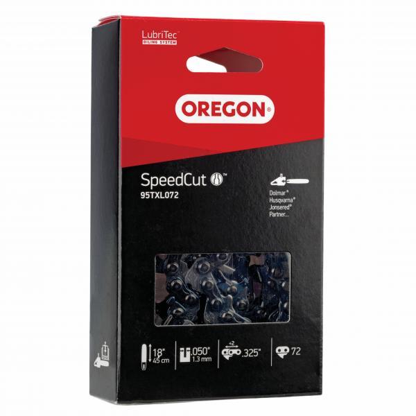 """Верига Oregon за верижен трион (0.325"""", 1.3 мм, 72 звена)"""