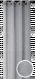 Готово перде FLAX 140/245 см, сиво