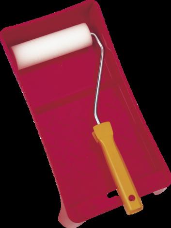 Комплект валяци за лакиране