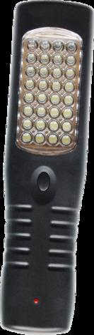 LED лампа 28+3+4 LED