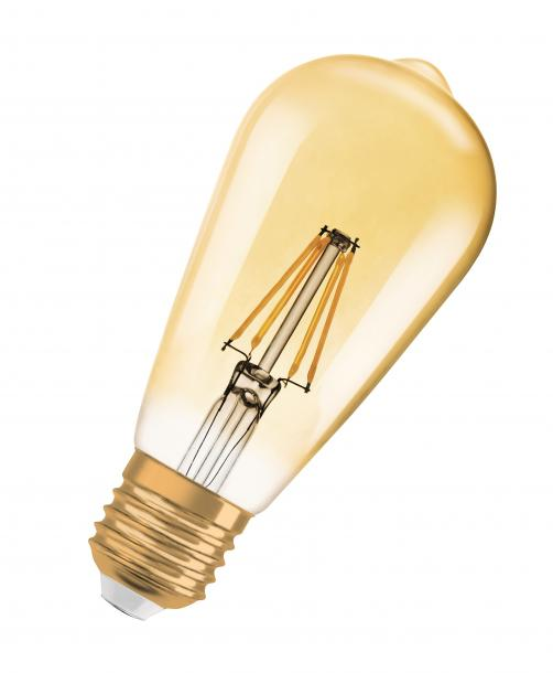 Vintage LED Edison Е27 4.5W 2500K