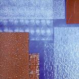 Полистиролни листове 2.5 релеф.прозр.0.5х1 м