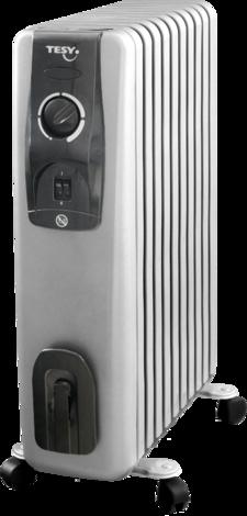Tesy Радиатор Т 2510 silver