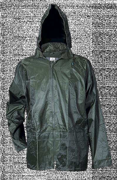 Водозащитен костюм зелен CARINA L