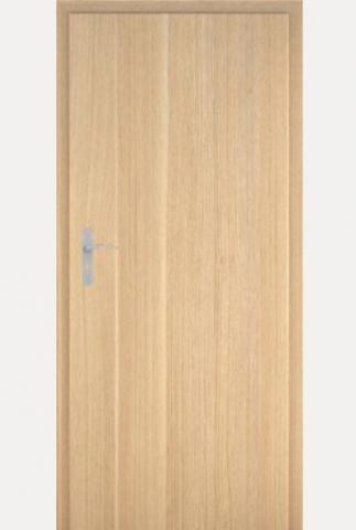 Крило за врата Century 60х204 см. дъб натур вертикален