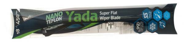 Плоска авто чистачка YADA- 18'' 45см