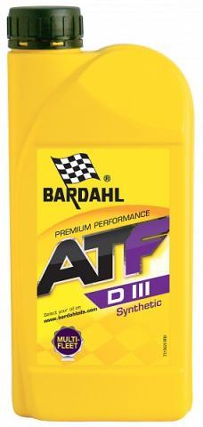 Трансмисионно масло BARDAHL ATF3 1л